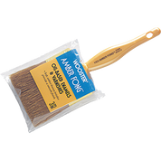 "WOOSTER 1123 3"" AMBER FONG VARNISH BRUSH BROWN CHINA BRISTLE"