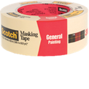 "3M 2050-2A 2"" X 60YD PAINTERS MASKING TAPE S/W"