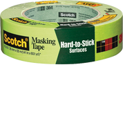 "3M 2060-1.5A 1-1/2"" X 60YD GREEN SCOTCH LACQUER MASKING TAPE S/W"