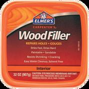 ELMERS E842L QT INTERIOR WOOD FILLER
