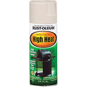 RUSTOLEUM 7750830 12OZ ALMOND HIGH HEAT SPRAY ENAMEL