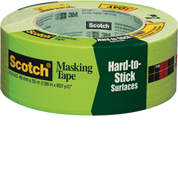 "3M 2060-2A 2"" X 60YD GREEN SCOTCH LACQUER MASKING TAPE S/W"