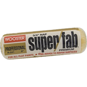 """WOOSTER R241 18"""" SUPER FAB 3/4"""" NAP ROLLER COVER"""