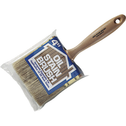 "WOOSTER 4052 4"" OIL STAIN BRUSH"