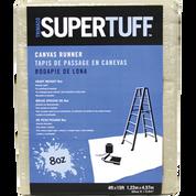 TRIMACO 58908 4' X 15' 8OZ SUPER TUFF CANVAS DROPCLOTH