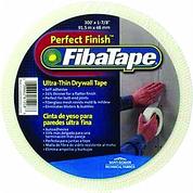 """FIBATAPE FDW8191-U 1-7/8"""" X 300' PERFECT FINISH ULTRA THIN DRYWALL TAPE"""