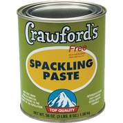 CRAWFORDS 31904 QT SPACKLING PASTE
