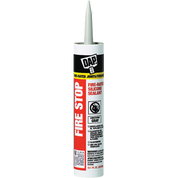 DAP 18806 10.1OZ LIMESTONE FIRESTOP FIRE RATED SILICONE SEALANT