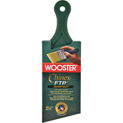 "WOOSTER 4411 2-1/2"" CHINEX FTP SHORTCUT BRUSH"