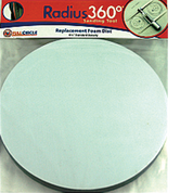 "FCI RP-STD 8-3/4"" STANDARD DENSITY FOAM REPLACEMENT PAD"