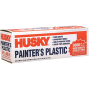 POLY AMERICA 03509H 9' X 400' .31 MIL HIGH DENSITY PAINTERS POLY FILM