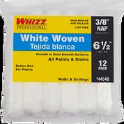 "WHIZZ 44540 6"" X 3/8"" WHITE FLEX WOVEN 12PK"