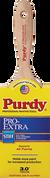"PURDY 144380730 3"" PRO EXTRA SPRIG BRUSH"