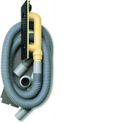 HYDE 09165 VAC-HAND SAND KIT WITH 6' HOSE