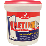 RED DEVIL 0541 1G ONETIME SPACKLING