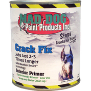 MAD DOG MDCF025 QT CLEAR CRACK FIX FLEXIBLE INTERIOR PRIMER
