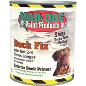 MAD DOG MDDF100 1G CLEAR DECK FIX FLEXIBLE PRIMER