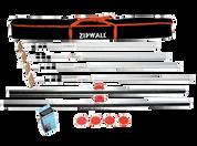 Zipwall 4-Pack Plus