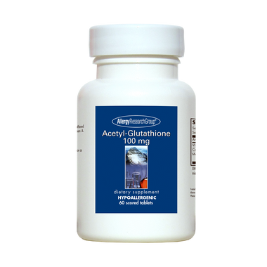 Acetyl-S-Glutathione 100 mg by Allergy Research Group