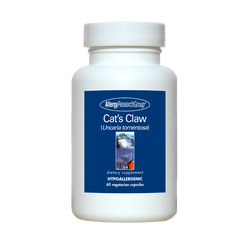 Cats Claw Capsules Quantity - 60 vegetarian capsules 565 mg. each capsule by Allergy Research Group