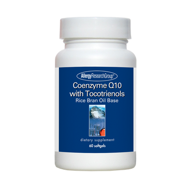Coenzyme Q10 with/Tocotienols by Allergy Research Group