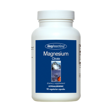 Magnesium in the citrate form. by Allergy Research Group
