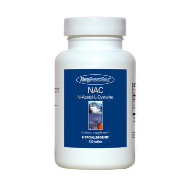 NAC (N-Acetyl-L-Cysteine) by Allergy Research Group