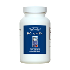 Zen mood supplements by Allergy Research Group