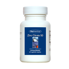 Zinc Citrate supplement by Allergy Research Group