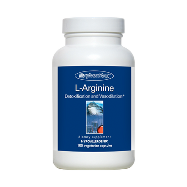 L-Arginine capsules by Allergy Research Group