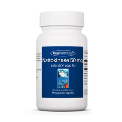 Nattokinase 50 mg NSK SD by Allergy Research Group