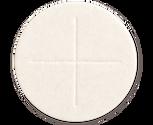 "2 3/4"" Diameter White  Celebrant Altar Bread  box of 50"