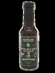 Pepplish Provisions | Blueberry Basil Shallot