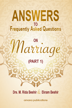 ANSWERS TO FAQs ON MARRIAGE (Part 1)