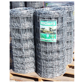 Davis Wire Field Fencing, 32 inch x 330 foot roll, 12.5 gauge wire (MANY SIZES AVAILABLE IN-STORE ONLY, CONTACT STEVE AT L.A. HEARNE CO. KING CITY 831-385-4841; CONTACT TINA AT L.A. HEARNE CO. PRUNEDALE 831-663-1572)