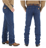 BUY 2 PAIRS WRANGLER JEANS, GET 1 PAIR FREE!  Wrangler Men's Pre-Washed (soft) Jeans Style #13MWZPW (In-Store Only)
