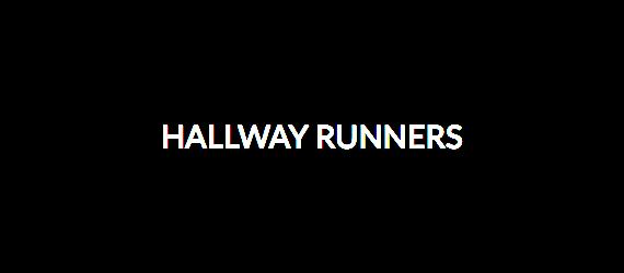 Afghan Tribal Hallway Runner