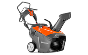 Husqvarna ST 111 is perfect for homeowners who need a compact, easy-to-use and efficient snow thrower. It has been designed to clear snow from hard, flat and narrow surfaces on garage driveways and paths. Husqvarna ST 111 is suitable for occasional use in new snow, 5-20 cm. Its compact design makes it easy to operate and store. The efficient rubber auger ensures optimum clearing and merciful treatment of all types of hard surfaces.
