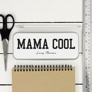 Personalised 'Mama Cool' Pencil Case