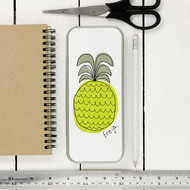 Personalised 'Pineapple' Pencil Case