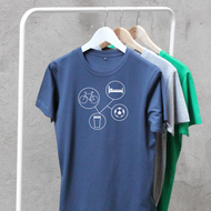 Sports and Hobbies T-shirt