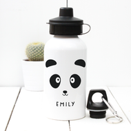 Personalised 'Panda' Water bottle