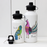 Personalised 'Bird' Water bottle