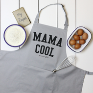 personalised 'Mama Cool' Apron