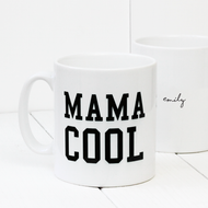 Personalised 'Mama Cool' mug