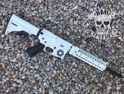 Noveske Crusader Factory SBR *used*  Stormtrooper Cerakote