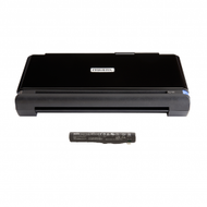 Primera Trio Printer with battery preinstalled.