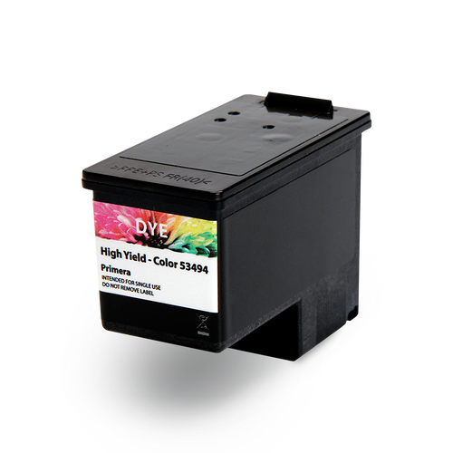 Primera Impressa IP60 Color Dye Ink Cartridge (53494)