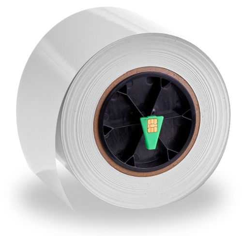 Primera Cut Ready White Matte Polypropylene (PP) Continuous, 45 metres (LX4120CUT)