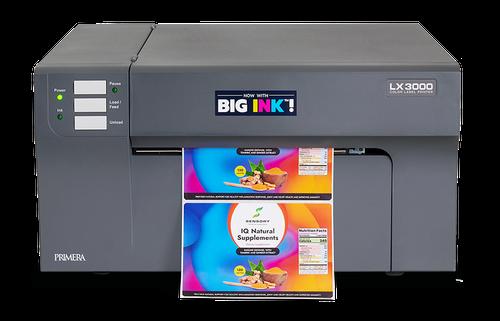 Primera LX3000 Color Label Printer - Pigment Ink (74444)